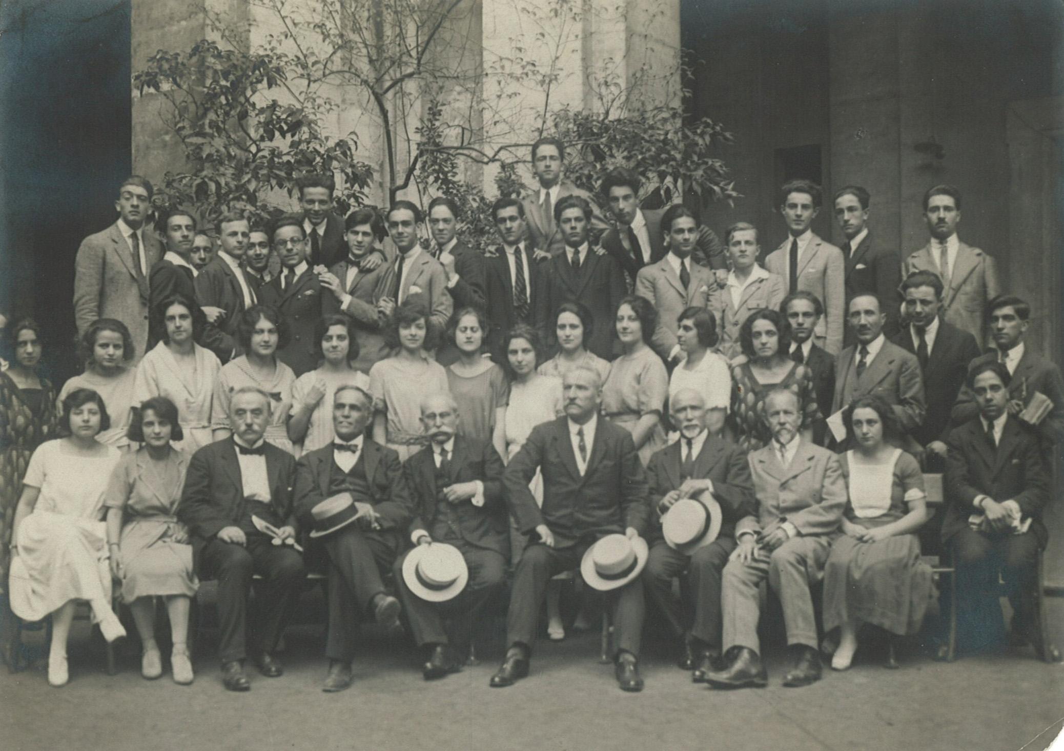 1922 3° B f