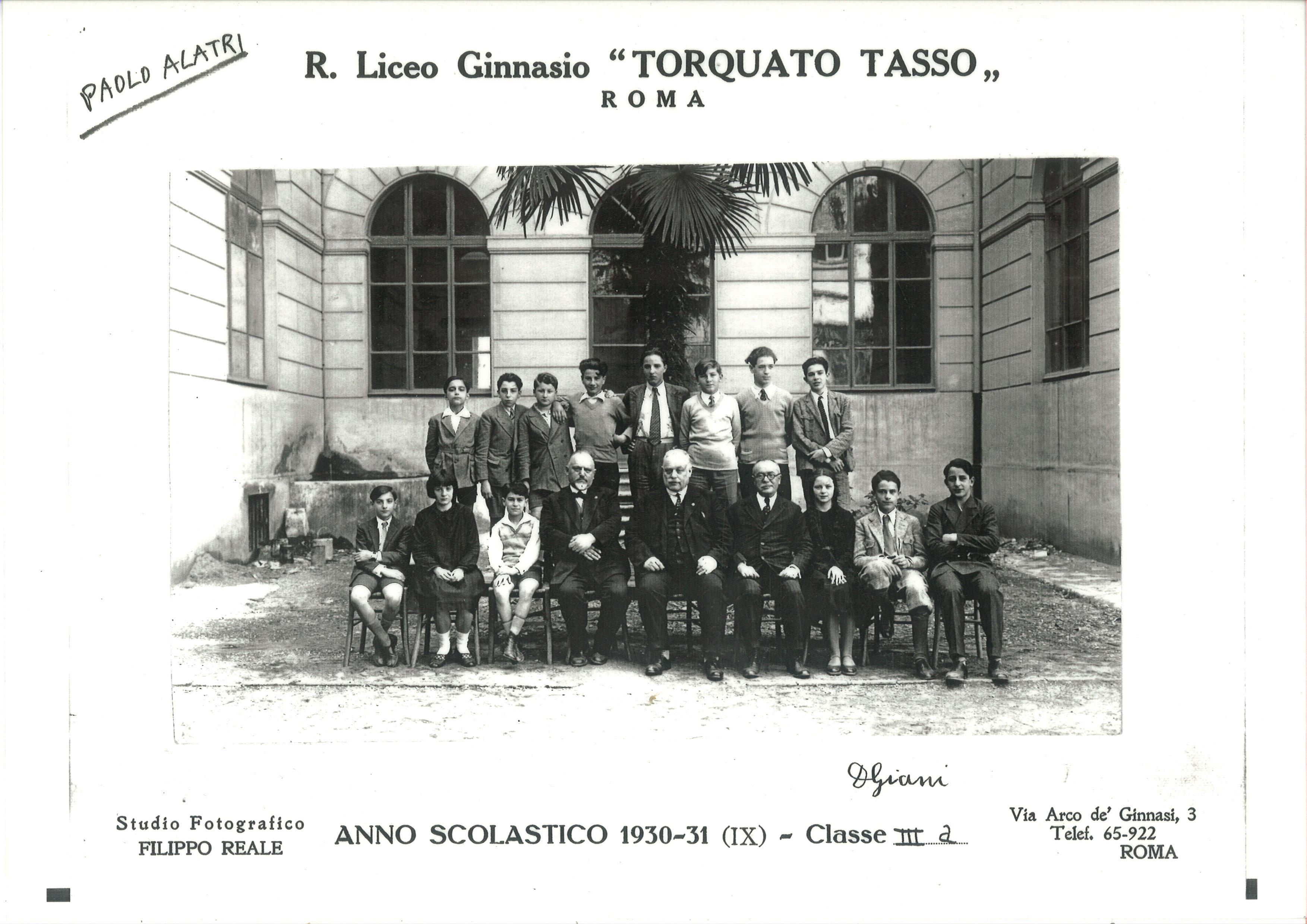 1931 3° A f