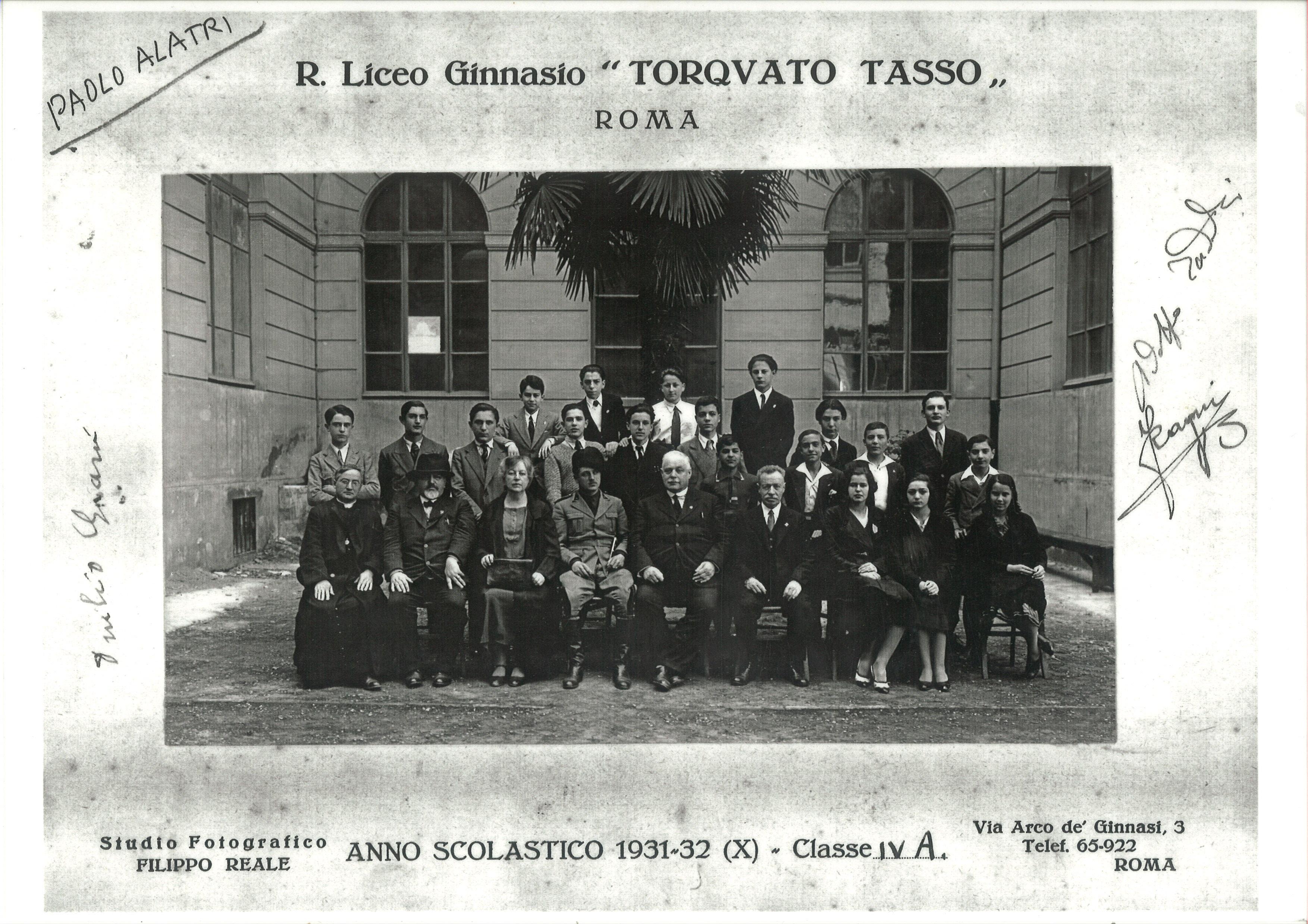 1932 4° A f