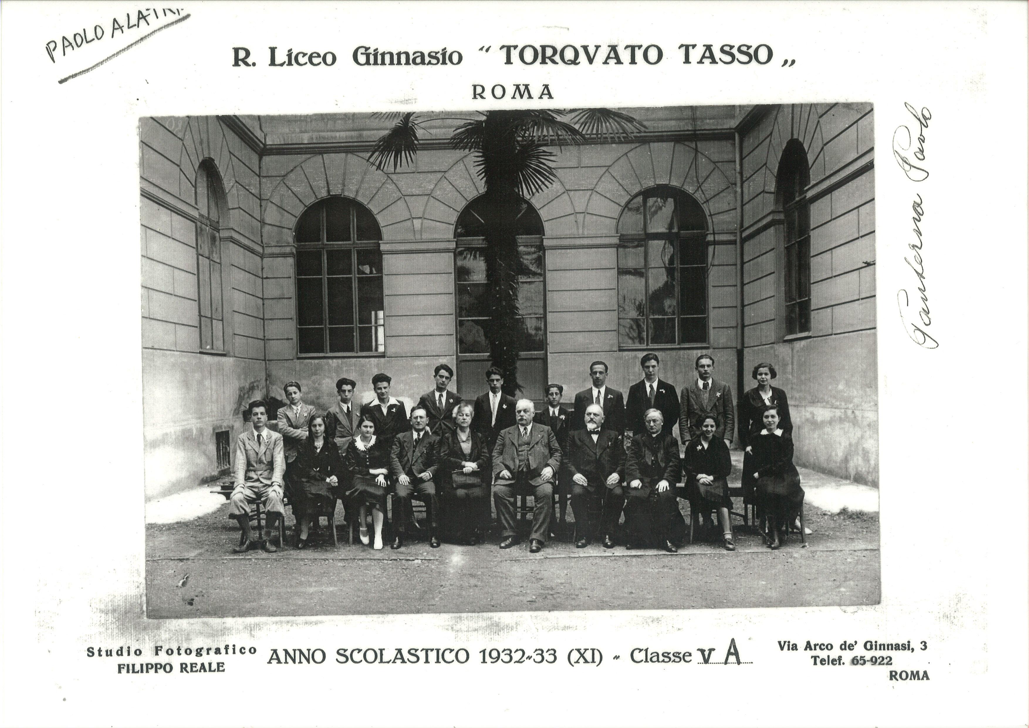 1933 5° A f