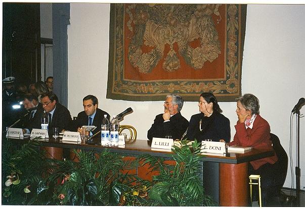 2001-11-19 Presentazione libro in Campidoglio (8)