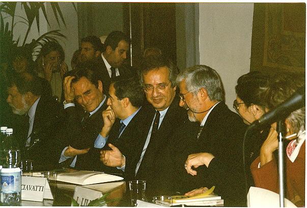 2001-11-19 Presentazione libro in Campidoglio (9)