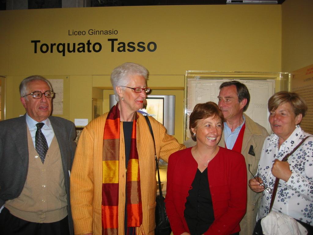 2006-5-12 Mostra 'Dagli archivi delle scuole romane'  (1)