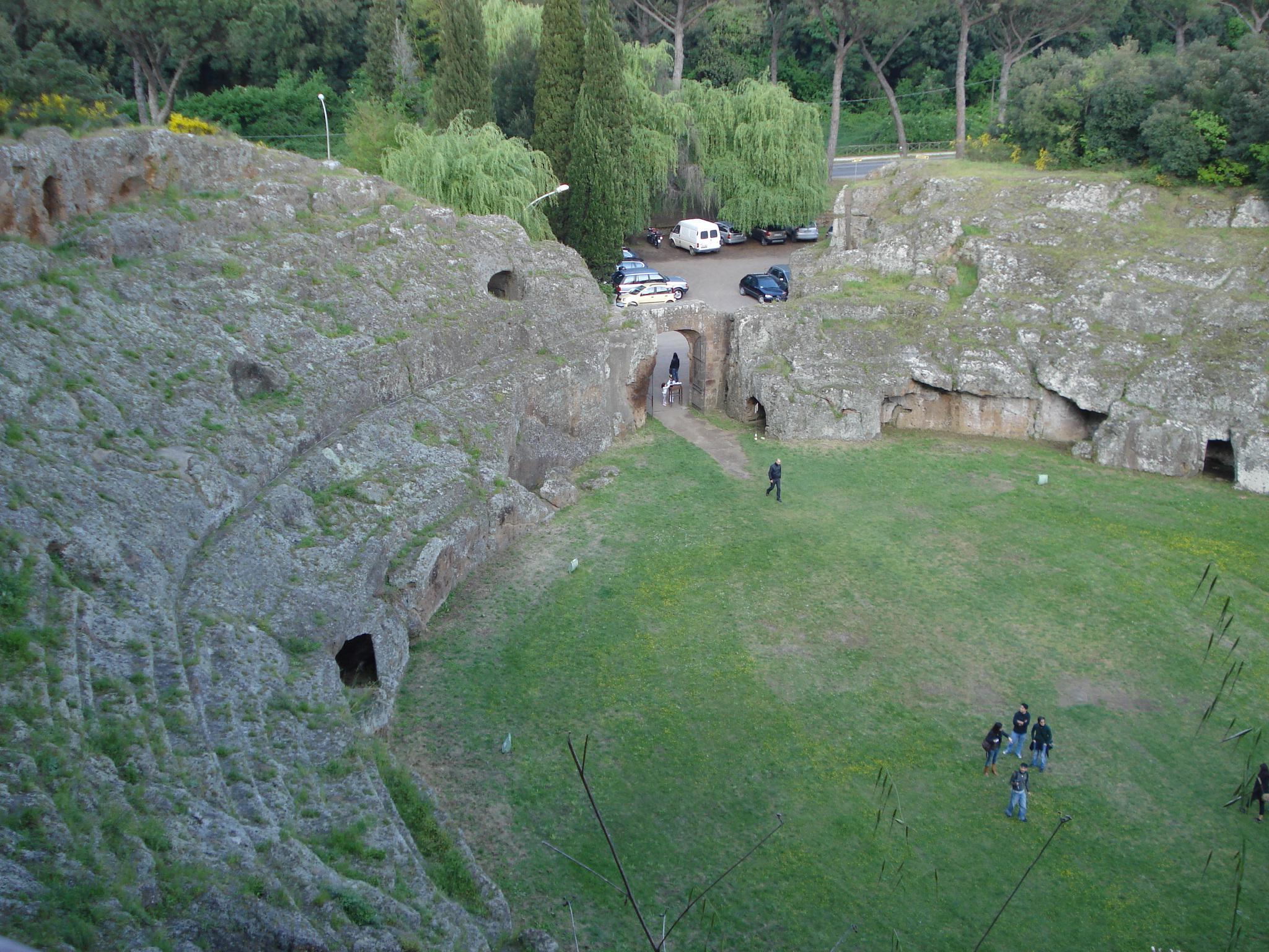 2009-5-2 Monterosi e Sutri  (2)