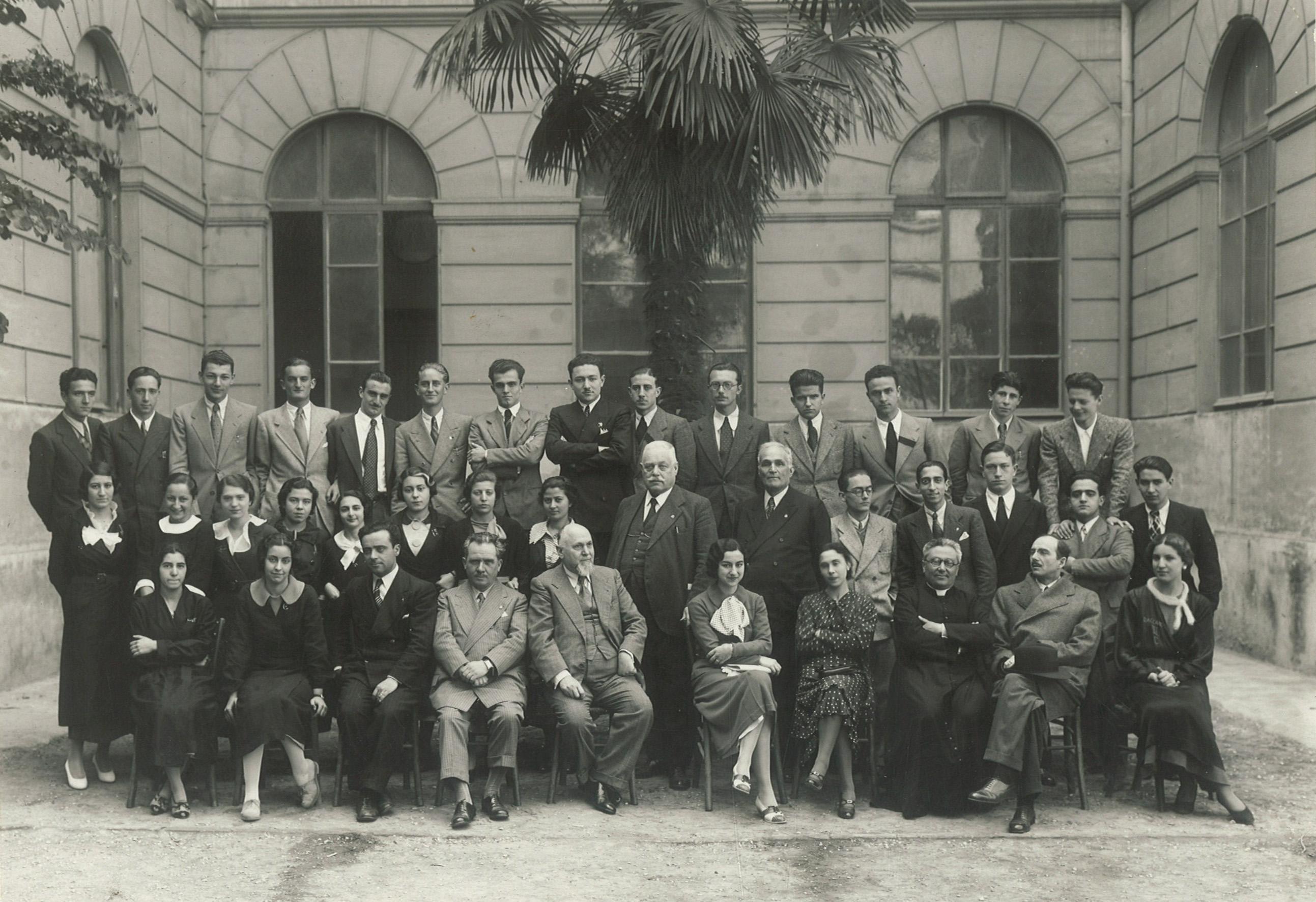 Preside Grossi  1 f  Classe Umberto Serafini
